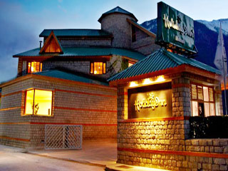 Holiday Inn Hotel Manali