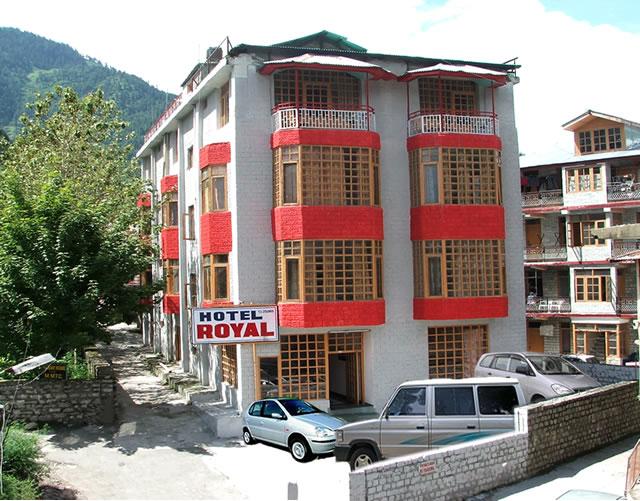 Royal Hotel Manali  Rooms  Rates  Photos  Reviews  Deals
