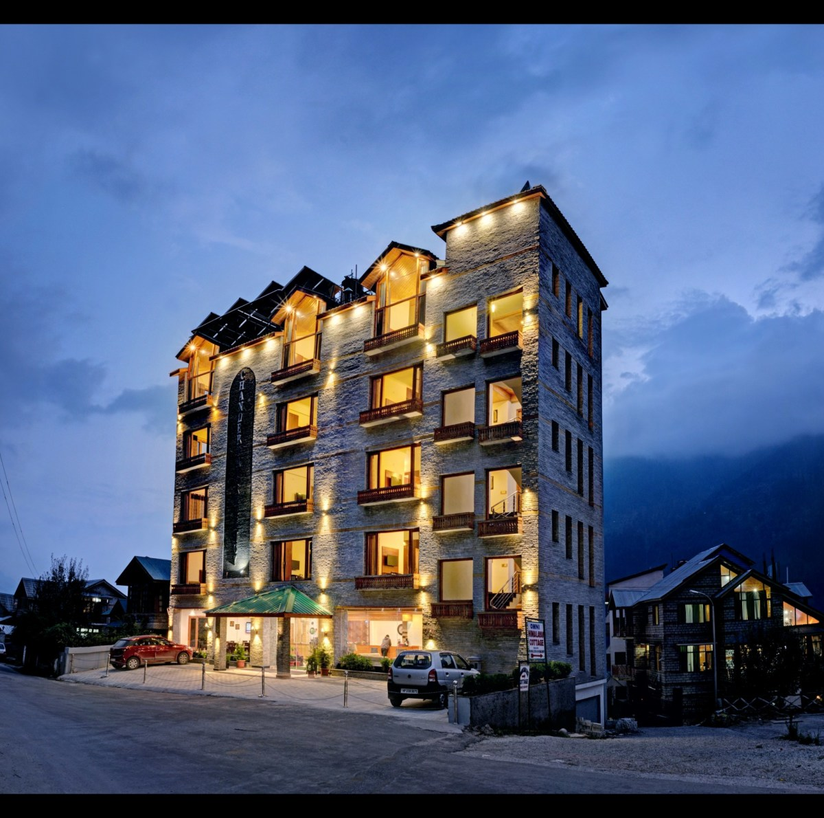 Summit Chandertal Regency And Spa Hotel Manali