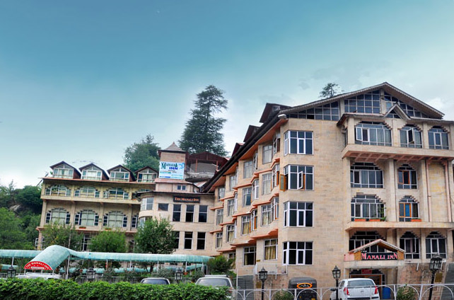 The Manali Inn Hotel Manali